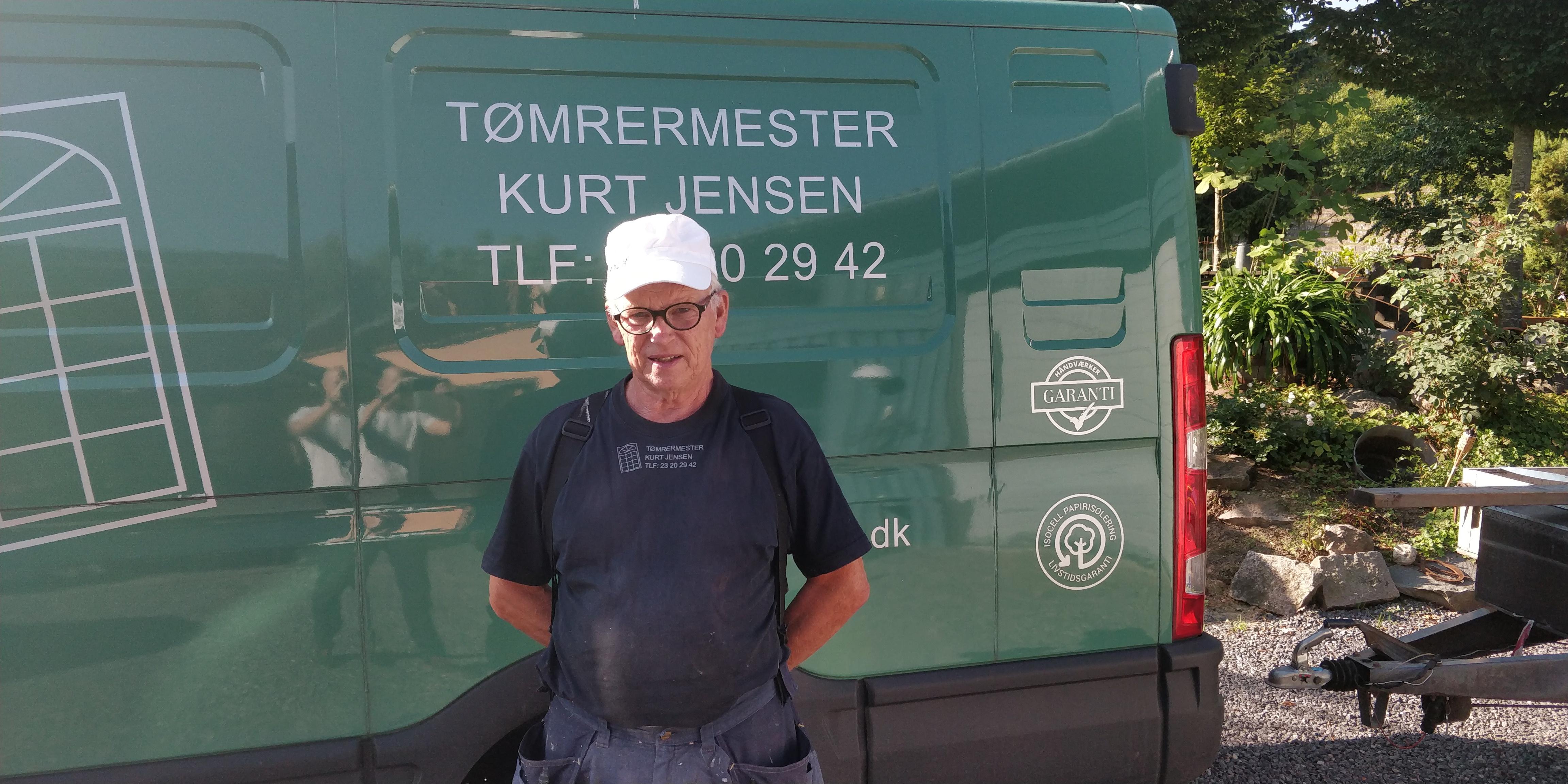 Dygtig tømrer i Boeslunde og omegn